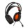 Krom Khami Gaming Black Orange - It does not matter if you enjoy playing shooters or MOBA, because Khami headphones will allow you an absolute immersion and an excellent performance to get ahead of any play. - Item1