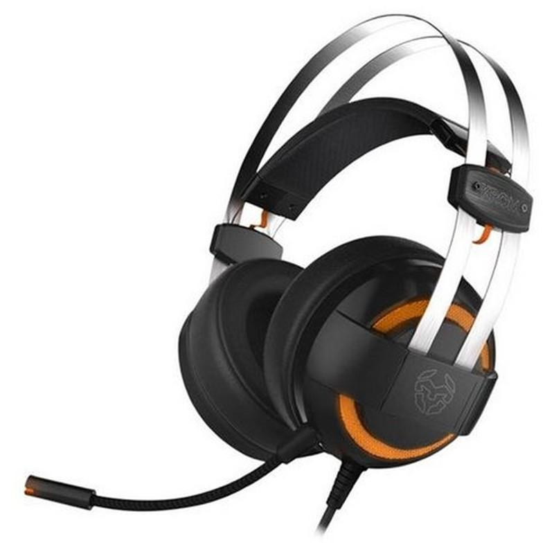 Krom Kode Virtual 7.1 Gaming - Black