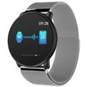 LEMFO LT03 Correa de Metal Plata - Smartwatch