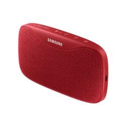 Samsung Level Box Bluetooth Rojo - Altavoz Bluetooth Portátil - Bluetooth 4.1 - Resistencia a Salpicaduras IPX7 - Micrófono - Función Manos Libres - Potencia 8W - Autonomía de hasta 30 Horas, Diseño Portátil, Interfaz de Botones de Reproducción, Carga - Ítem1