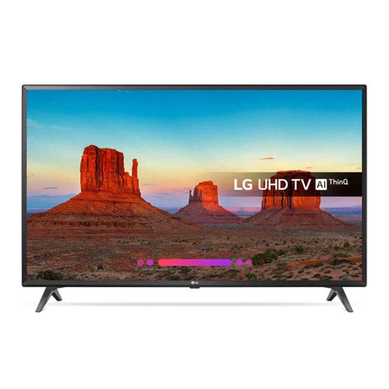 LG 43UK6300 43 4K UltraHD Smart TV LED