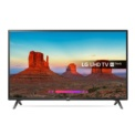 LG 43UK6300 43 4K UltraHD Smart TV LED