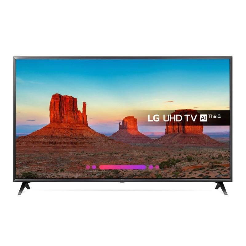 LG 65UK6300 65 4K UltraHD Smart TV LED