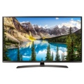 LG televisor Smart TV 55 Pulgadas 4K UltraHD IPS Wifi LED 55UJ635 - Color negro