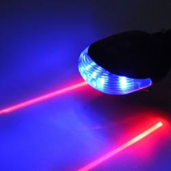 Linterna RJ-0090 con Luz LED Laser - Ítem3
