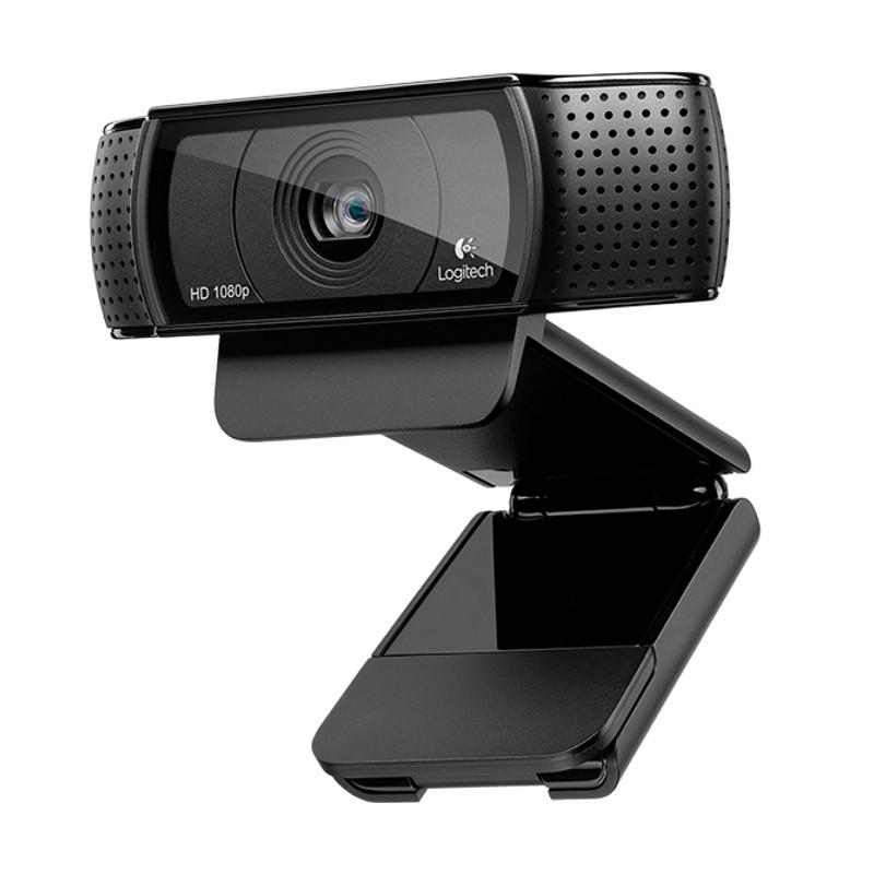 Webcam Logitech C920 PRO HD - Vídeoconferencias 1080 Full HD