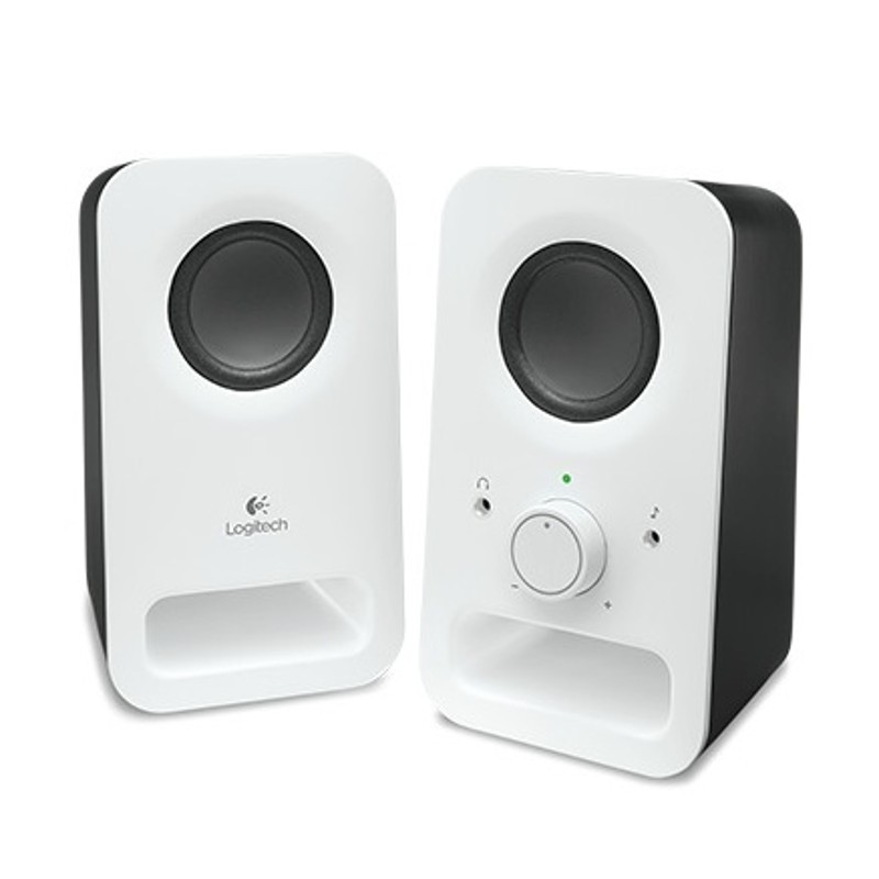 Logitech Z150 Multimedia Speaker Branco
