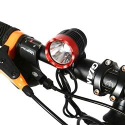 Linterna RJ-2800 con Luz LED CREE XML-T6 - Ítem1