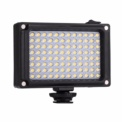 LED Fill Light for Photography - SLR Camera Accessory - Adjust Intensity - 96 LED Points - Temperature 3200 - 5600K - Warm Filter - SLR Camera - Tripod - 1/4 Inch - 4 x AA - Brightness: 860LM