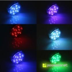 Luz LED Sumergible RGB - Ítem2