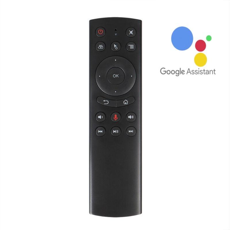 Controle remoto controle de voz TV Android G20