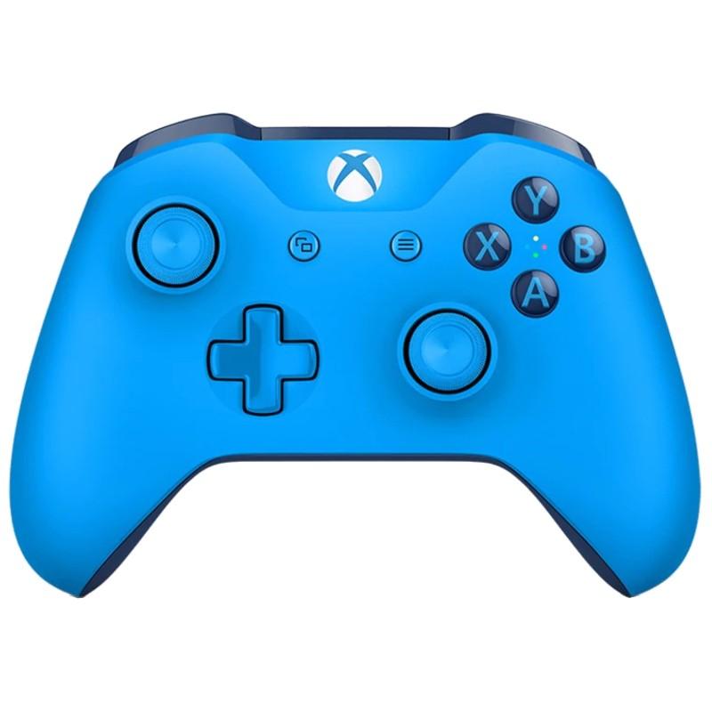 Comando Wireless Xbox One Azul