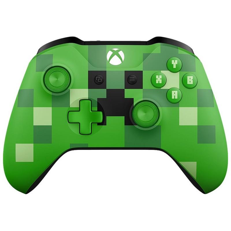 Comando Sem fio Xbox One Minecraft Creeper