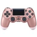 Mando Sony PS4 Dualshock Oro Rosa V2
