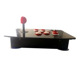 Arcade Joystick USB Carbon - Ítem3