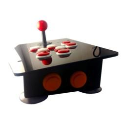 Arcade Joystick USB Carbon - Ítem4