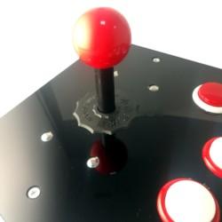 Arcade Joystick USB Carbon - Ítem5