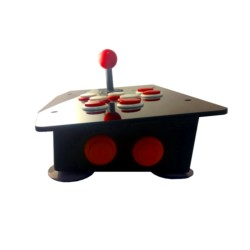 Arcade Joystick USB Carbon - Ítem7