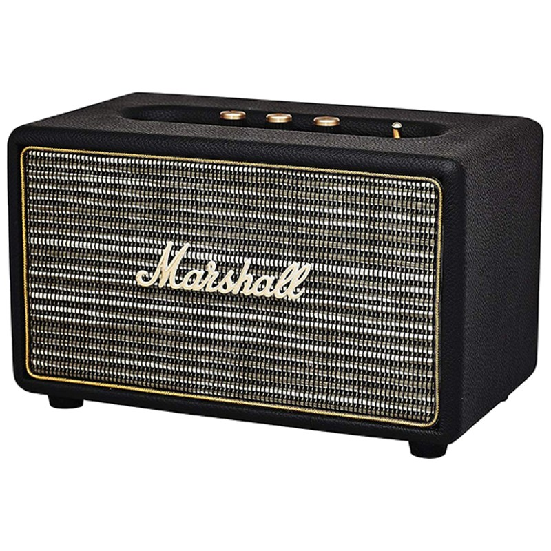 Marshall Acton Negro - Altavoz Bluetooth