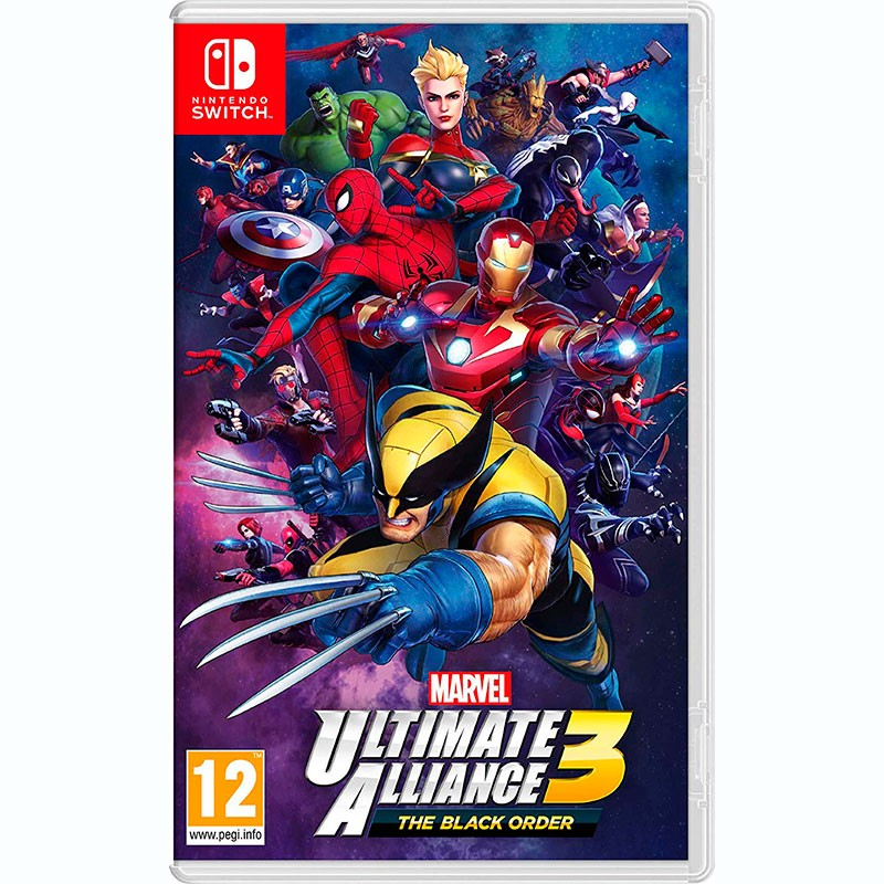 Marvel Ultimate Alliance 3: The Black Order para Nintendo Switch