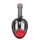 Snorkel Mask L / M with Sports Camera Stand - Black and red color - Dimensions L / M - Item1
