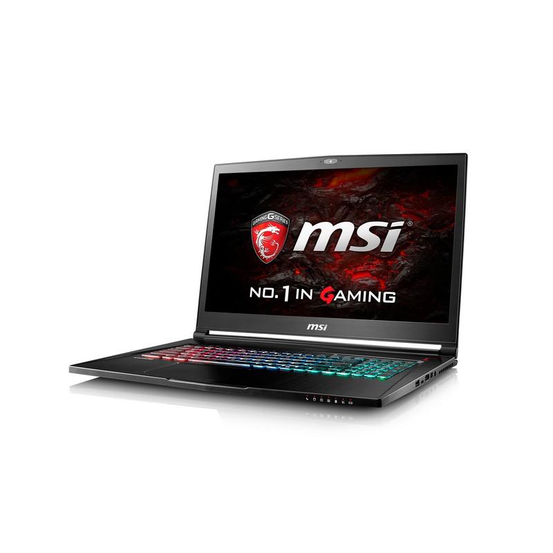 Portátil MSI GS73VR 6RF-026ES Intel Core i7-6700HQ/16GB/2TB+256SSD/GTX1060/17.3