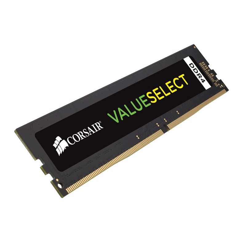 Memória RAM DDR4 8GB Corsair Valueselect 2400MHz