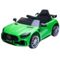 Mercedes GTR 12V - Coche Eléctrico para Niños
