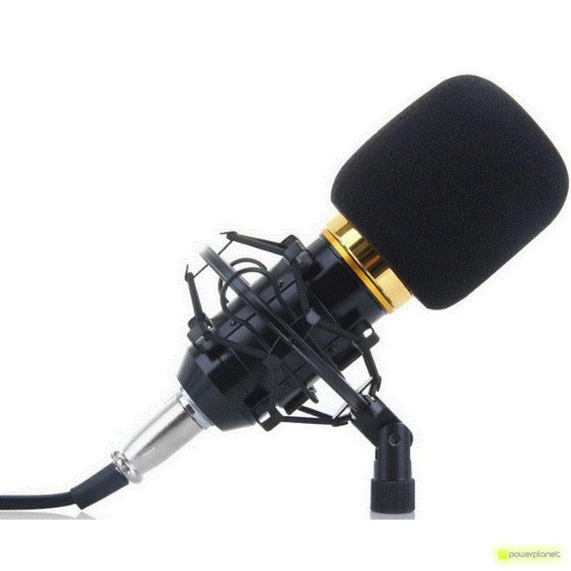 Microfone estudio BM-800