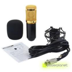 Microfone estudio BM-800 - Item3