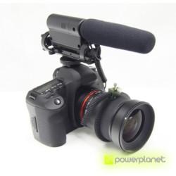 Microfone da Câmera - Item2