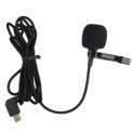 Microfone SJ6 Legend / SJ7 Star da SJCAM - Compatível exclusivamente com os modelos SJ6 Legend / SJ7 Sta - Conexão Mini USB