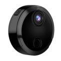 Mini HDQ15 Full HD WiFi Câmera / Detecção de Movimento / Visão Noturna - cor preta - Design Esférico - WiFI - Resolução 1920 x 1080 - Detecção de Movimento - Visão Noturna - Gravação em Loop - Controle APP - Sensor CMOS - AVI - H.264 - Alertas