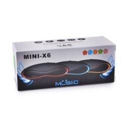 Mini Altavoces Bluetooth Rugby Speaker - Ítem11