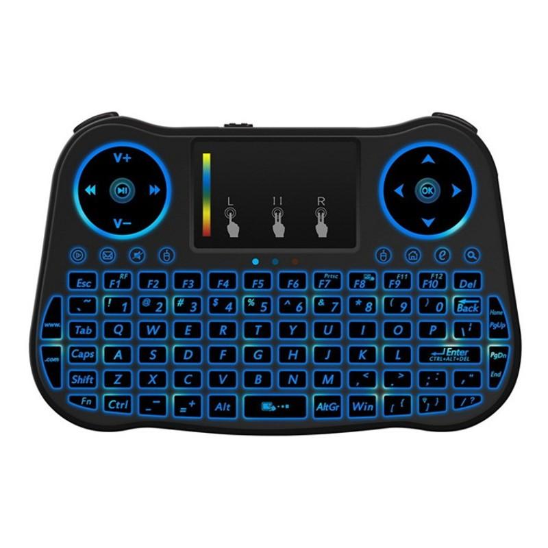 Mini Teclado Inalámbrico RGB MT08