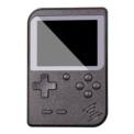 Consola Mini Retro 8-Bits LCD Color 400 Juegos GC26-400 - Item