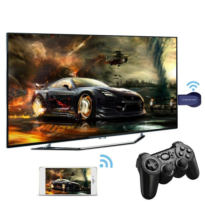 MiraScreen MX 2 4GHz Color Miracast/Airplay/DLNA