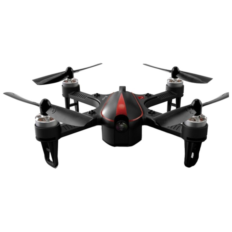 MJX Bugs 3 Mini - Drone - Color negro - Motor sin Escobillas - MT 1306 2750kv - Dron Ligero - Dron para Acrobacias y Carreras - Modo Acro - Modo Ángulo