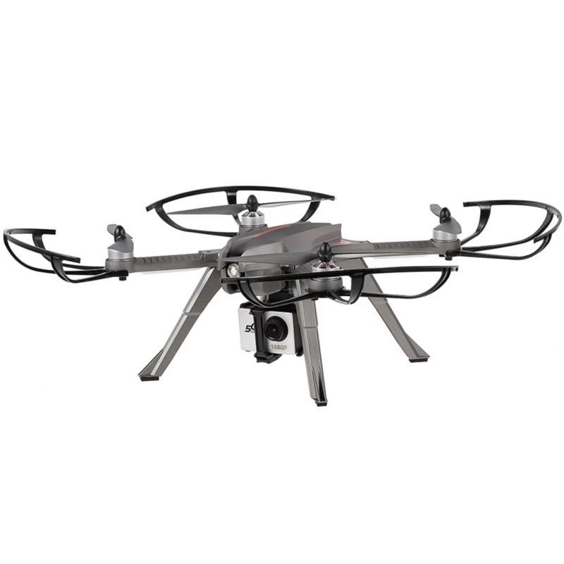 MJX Bugs 3H FPV 5.8GHz - Drone - color gris - GPS- Cámara C6000 1080P - WiFi FPV- Motor sin Escobillas - MT1806 de 1800 kv - Soporte para Cámaras Deportivas - GoPro - Ãtem1