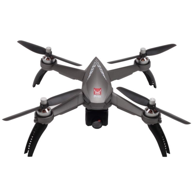 MJX Bugs 5W - Drone - Color negro - Avanzado sistema de GPS - Return To Home - Modo Headless - Cámara 1080P - WiFi FPV - Sensor CMOS 8 MP - Modo Seguimiento - Motor sin Escobillas - Lente Gran Angular