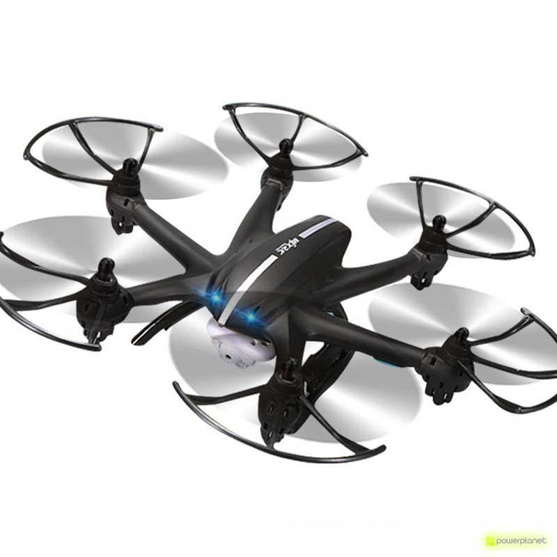 Hexacopter MJX X800