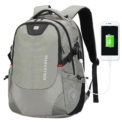 Mochila USB Mark Ryden Sportman Gris MR5783