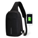 Mochila USB Mark Ryden Crossbody Negro MR5898