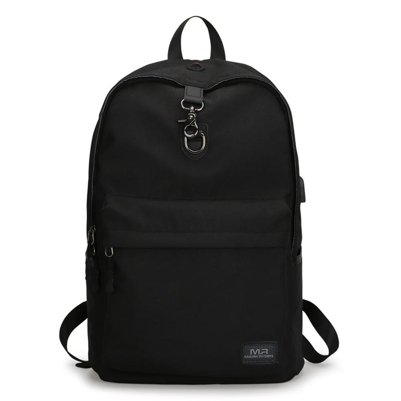 Mochila USB Mark Ryden Vulcan Casual Negro MR5968
