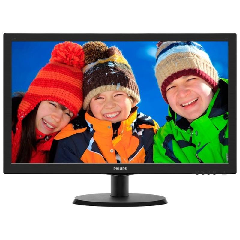 Monitor Philips 21.5 Polegadas 223V5LSB LED