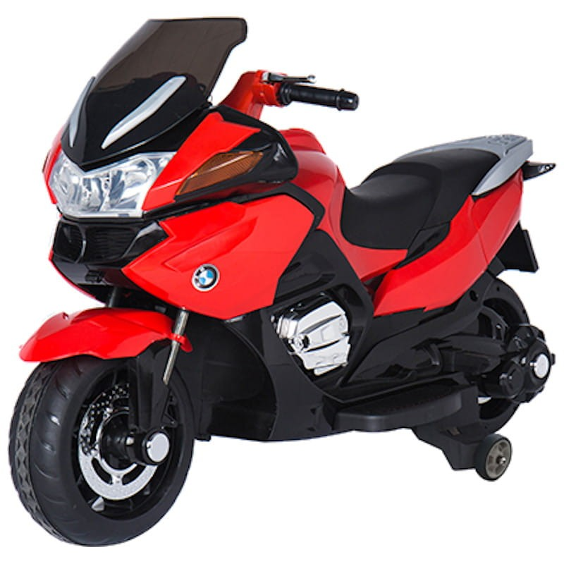 Bmw Style 12v Electric Motorcycle Faster Safer