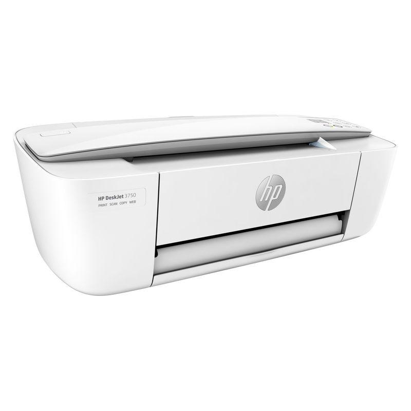 Multifuncion HP DeskJet 3750 Tinta térmica Color Wifi