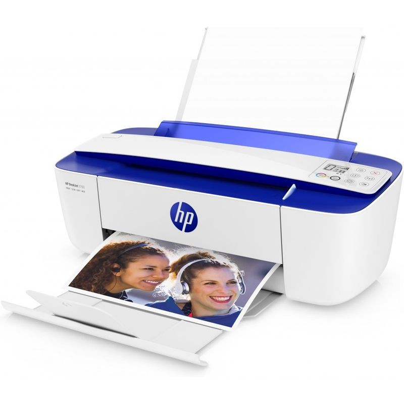 Multifuncion HP DeskJet 3760 Tinta Color Wifi