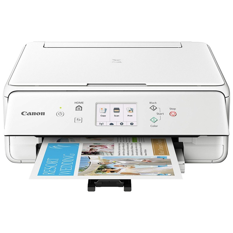 Multifunction Canon PIXMA TS6151 Color Ink Wifi