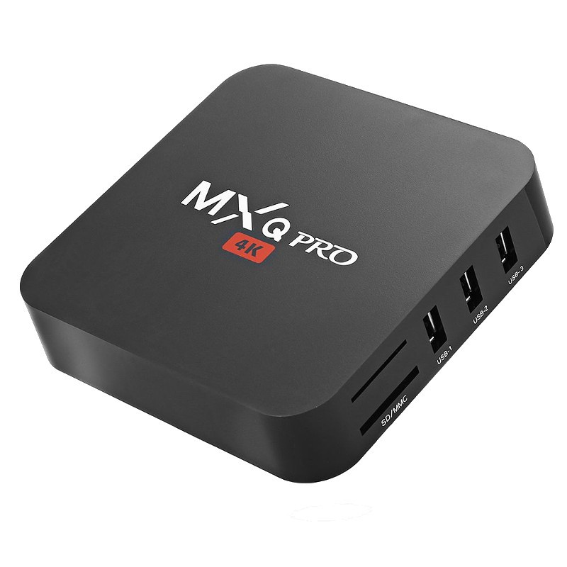 MXQ Pro H3 1GB/8GB Android 7 1 - Android TV